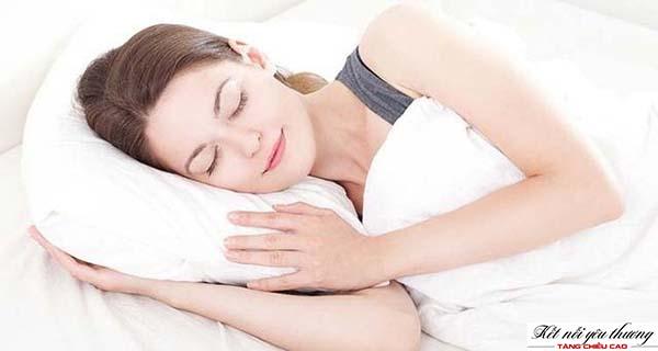 Giấc ngủ rất quan trọng đối với sự phát triển chiều cao giai đoạn dậy thì