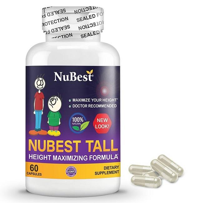NuBest Tall có phải sản phẩm hỗ trợ tăng chiều cao