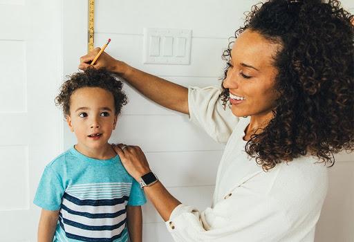 Tăng chiều cao cho bé dưới 1 tuổi đúng lộ trình