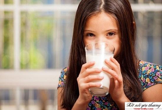Sữa giàu Canxi tốt cho hệ xương