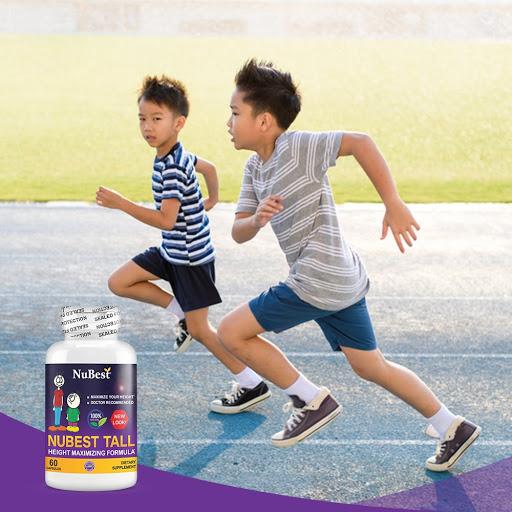 Các bài tập như chạy bộ, bơi lội, bóng rổ, bóng chuyền, nhảy dây,... giúp tăng chiều cao hiệu quả