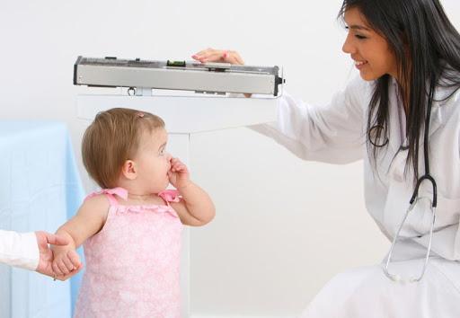 Tăng chiều cao cho bé dưới 1 tuổi bằng các phương pháp khoa học
