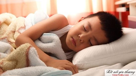 Tăng chiều cao cho trẻ 12 tuổi bằng cách đảm bảo giấc ngủ đầy đủ