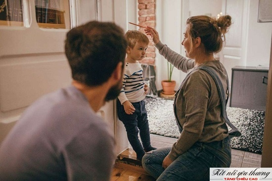 2 năm đầu đời là khi trẻ phát triển tối đa những tiềm năng di truyền