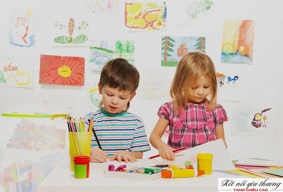 Cha mẹ có thể tăng chiều cao cho con trong giai đoạn 4 tuổi