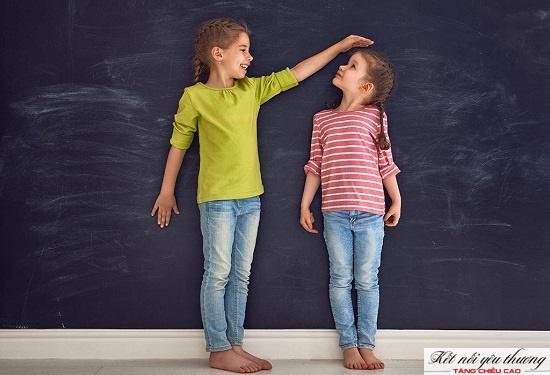 Trẻ 6 tuổi có thể cao khác nhau tùy vào môi trường sống và cách chăm sóc sức khỏe