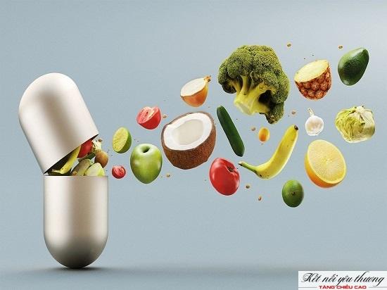 Sản phẩm hỗ trợ tăng chiều cao ở tuổi 22 bù đắp dưỡng chất bị thiếu hụt