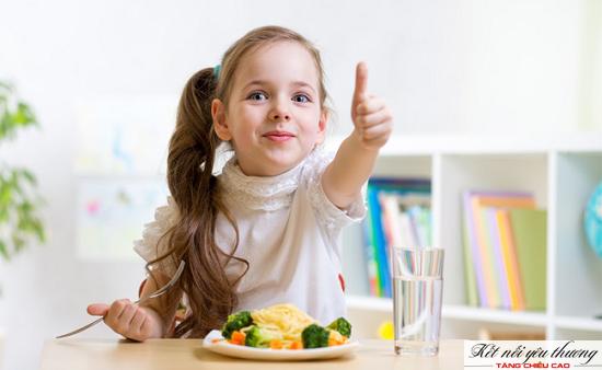 Chuẩn bị cho bé những bữa ăn giàu dinh dưỡng