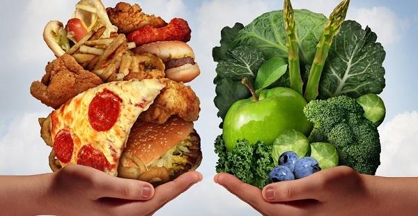 Điều chỉnh chế độ ăn uống lành mạnh