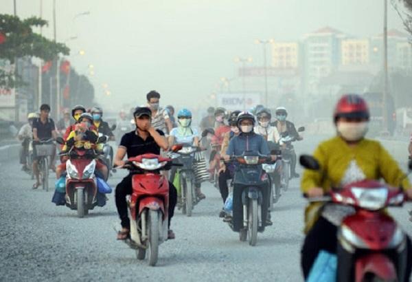 Môi trường sống ô nhiễm cản trở phát triển thể chất